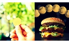Mc Donalds Big Mac Coin Kampanyası