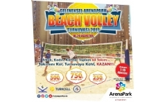 ArenaPark Beach Volley Turnuvası 2017