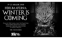 Game of Thrones Sergisi Forum Aydın'da