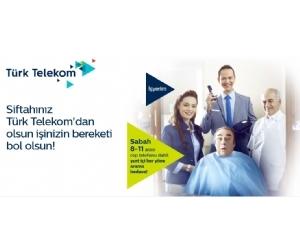 Türk Telekom İşyerim Siftah Bizden Kampanyası - Cep Telefonu