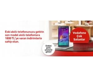 Vodafone Cep Telefonu Değiştirme Kampanyası - Cep Telefonu