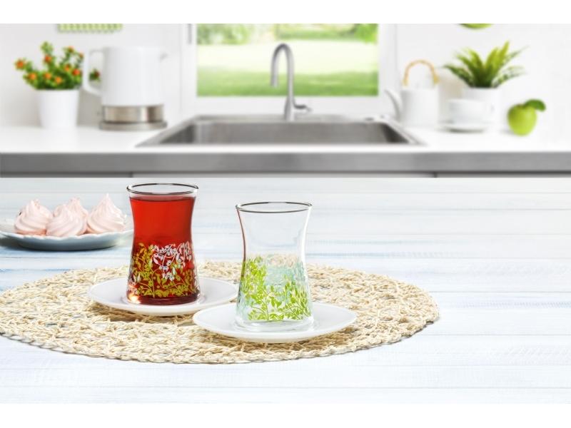 Paşabahçe Çay Seti - 6