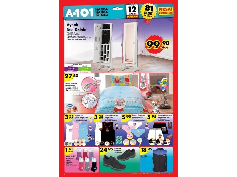 A101 12 Kasım 2015 - 3