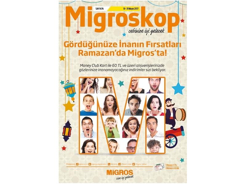 Migros 18 - 31 Mayıs Migroskop - 61