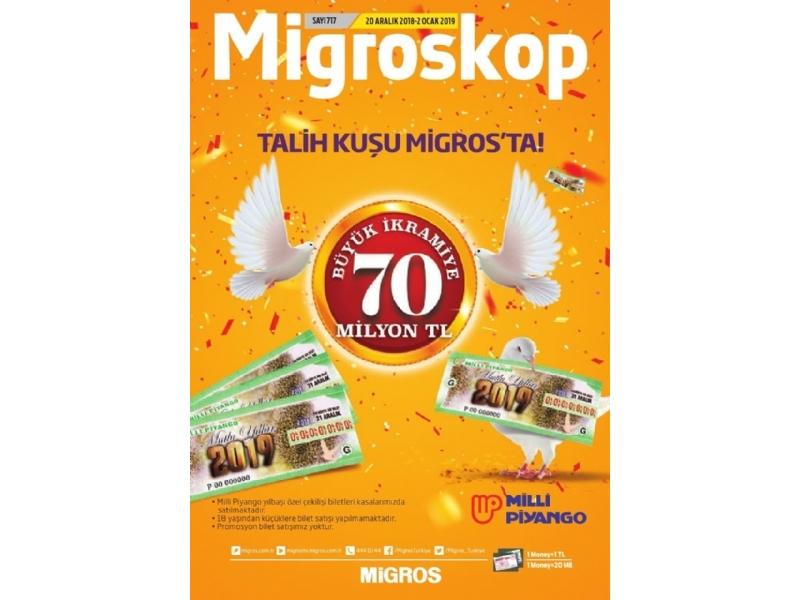 Migros Migroskop Yılbaşı Dergisi - 70