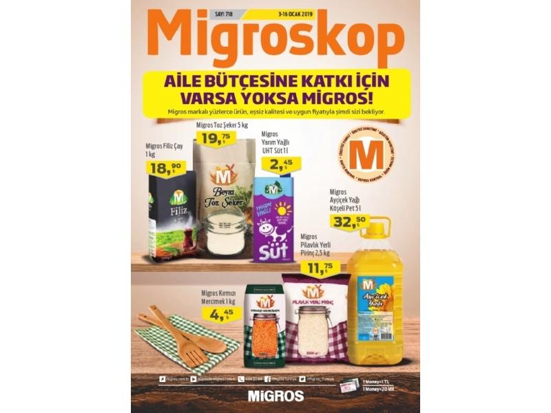 Migros 3 - 16 Ocak Migroskop - 40
