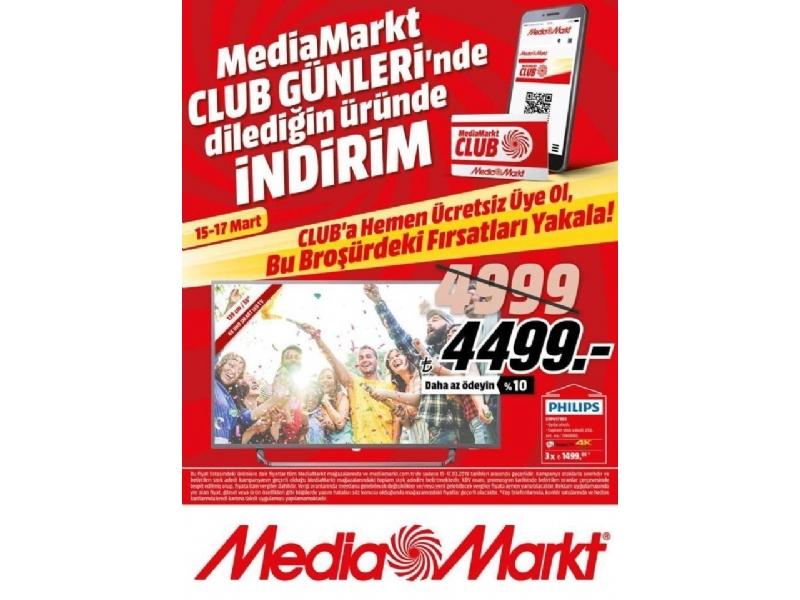 Media Markt CLUB İndirim Kataloğu - 1
