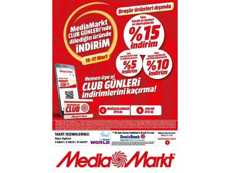 Media Markt CLUB İndirim Kataloğu - 5