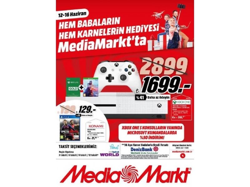 Media Markt Babalar Günü ve Karne Hediyesi - 1