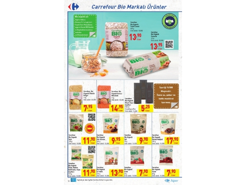 CarrefourSA 19 - 27 Mart Kataloğu - 10