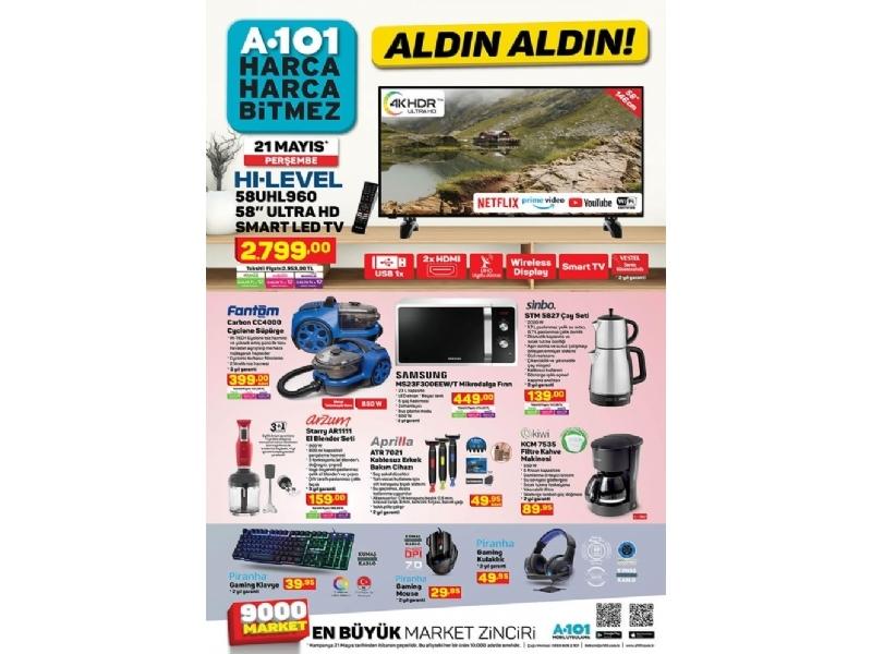 A101 21 Mayıs Aldın Aldın - 2