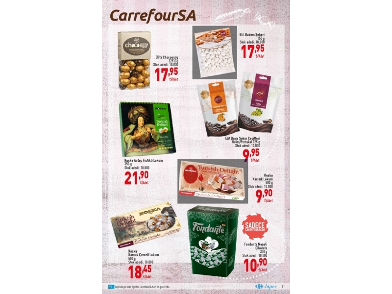 CarrefourSA 21 - 26 Mayıs Ramazan Bayramı Kataloğu - 5
