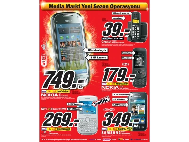 Media Markt 23 - 28 Eylül 2011 İndirimleri - Bilgisayar ...