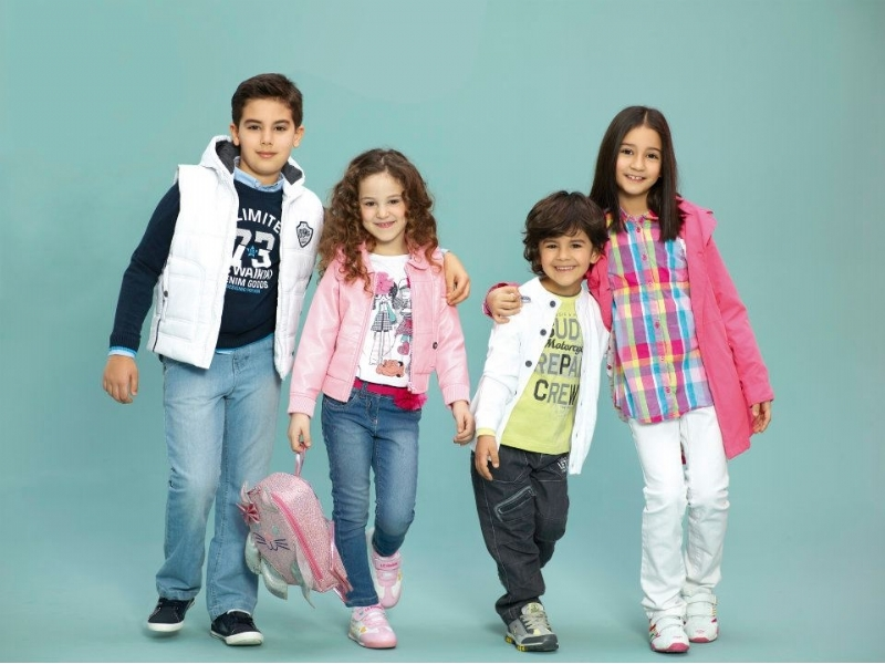 Вайкики Детская Одежда