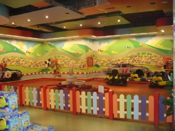 Profilo avm kiddyland çocuk eğlence merkezi