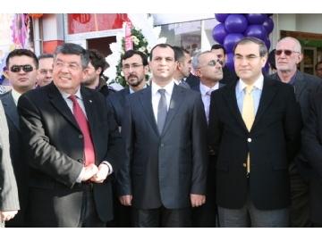 Adese Market Mağaza Açılışı. Konya Karapınar