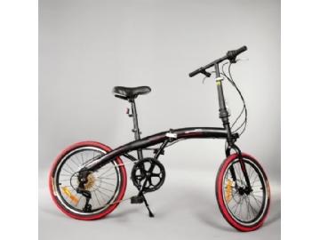 Katlanabilir Bisiklet - 1
