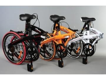 Katlanabilir Bisiklet - 8