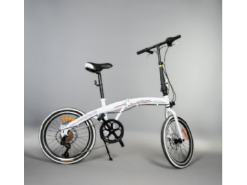 Katlanabilir Bisiklet - 3