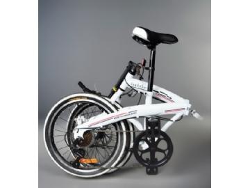Katlanabilir Bisiklet - 4