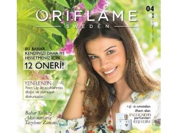 Oriflame Nisan 2016 - 1