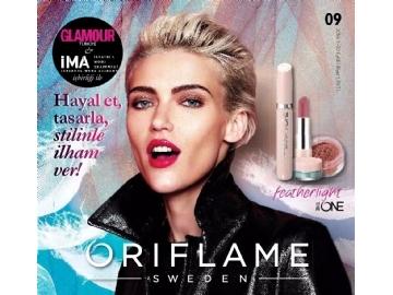 Oriflame Eylül 2016 - 1
