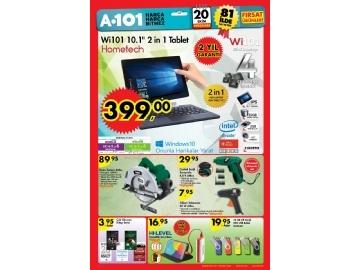 A101 20 Ekim Fırsat Ürünleri - 1