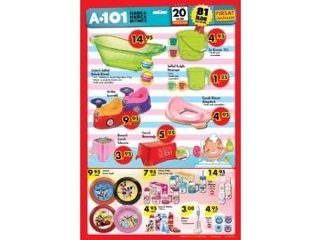A101 20 Ekim Fırsat Ürünleri - 2