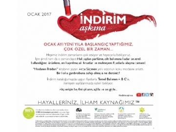 Oriflame Ocak 2017 Kataloğu - 3
