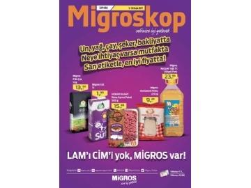 Migros 5 - 18 Ocak Migroskop - 1