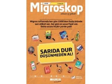 Migros 5 - 18 Ocak Migroskop - 50