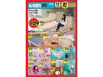 A101 12 Ocak Fırsat Ürünleri - 2