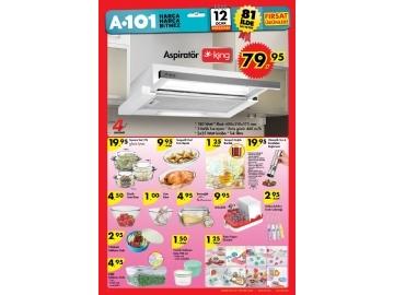 A101 12 Ocak Fırsat Ürünleri - 3