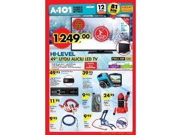 A101 12 Ocak Fırsat Ürünleri - 1
