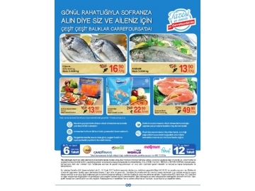 CarrefourSA 6 - 19 Ocak Kataloğu - 32