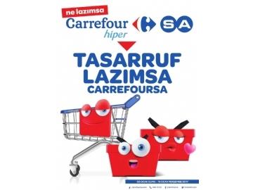 CarrefourSA 6 - 19 Ocak Kataloğu - 1