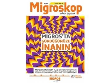 Migros 16 Şubat - 1 Mart Migroskop - 1