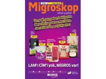 Migros 16 Şubat - 1 Mart Migroskop - 52