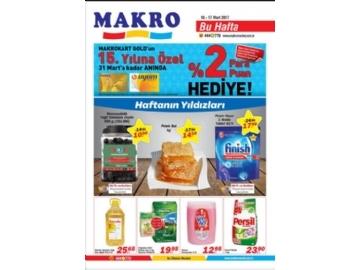 Makro Market 10 - 17 Mart - 1