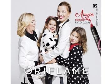 Oriflame Mayıs 2017 - 1