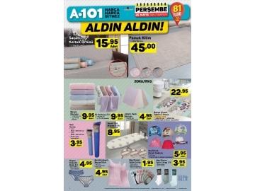 A101 25 Mayıs 2017 Aldın Aldın - 6