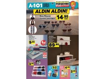 A101 25 Mayıs 2017 Aldın Aldın - 3