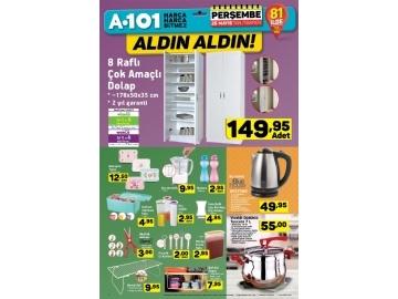 A101 25 Mayıs 2017 Aldın Aldın - 2