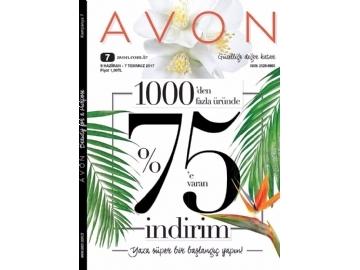 Avon 9 Haziran - 7 Temmuz - 1