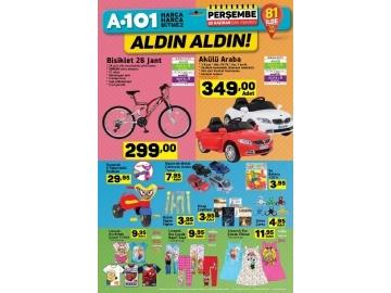 A101 22 Haziran Aldın Aldın - 2