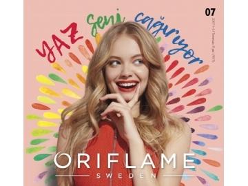 Oriflame Temmuz 2017 - 1
