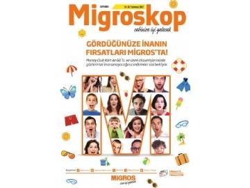 Migros 13 - 26 Temmuz - 1