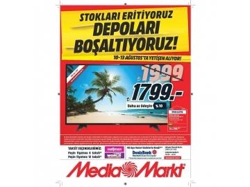 Media Markt 10 - 13 Ağustos Kataloğu - 1