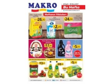Makro Market 29 Eylül - 6 Ekim - 1
