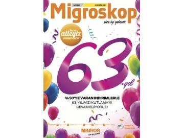 Migros 5 - 18 Ekim Migroskop - 1